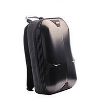 Рюкзак школьный ZiBi каркасный BonAir Black черный ZB16.0221BB