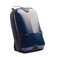 Рюкзак шкільний ZiBi каркасний BonAir Dark blue темно-синій ZB16.0222BD