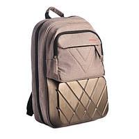 Рюкзак шкільний ZiBi каркасний Expert Gray ZB16.0227EG