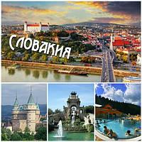 Словакия: автобусные и авиа туры