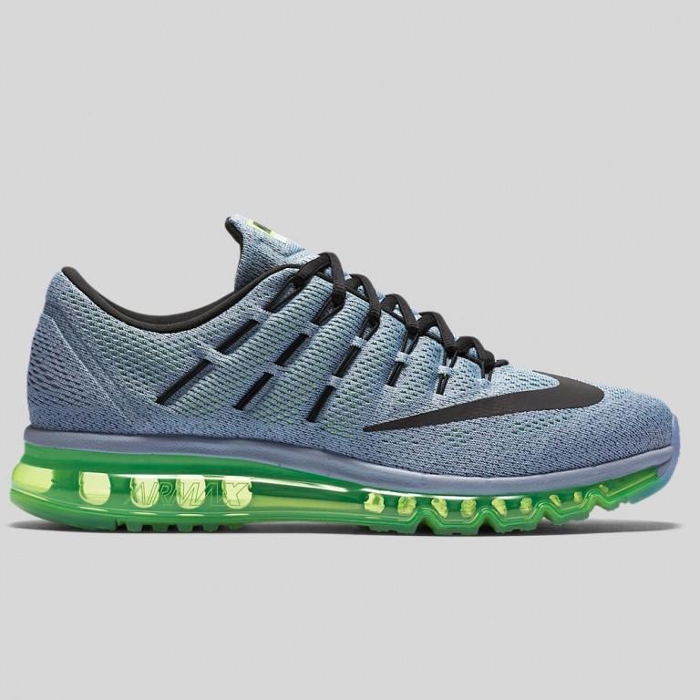 316c9d43 Кроссовки мужские Nike Air Max Green/Ocean Fog (в стиле найк аир макс)