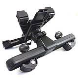 Автомобільне кріплення для планшетів на спинку сидінь, фото 5