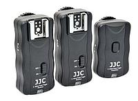 Синхронизатор для вспышки JJC JF-G2 (1 передатчик + 2 приемника)