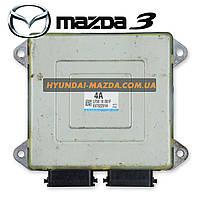 ЭБУ (Электронный Блок Управления) двигателя Mazda 3 BK