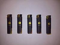 Зажигалка 825 турбо  с фонариком (APPLE)