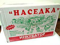 """Побутовий інкубатор з механічним переворотом """"НАСЄДКА"""" на 100 яєць"""