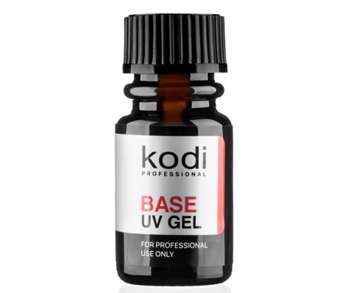 Kodi Base UV Gel 10 ml Базовое покрытие для геля