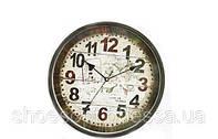 Ретро часы настенные в стиле Прованс
