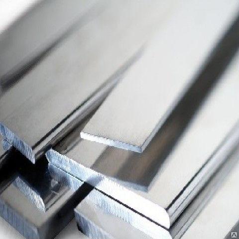 Алюминиевая шина 50 мм 2017 (Д1Т) 50 х 10