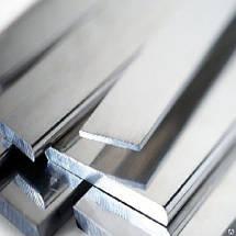 Алюминиевая полоса 100 мм 2017 Т4 дюралевый брусок, заготовка Д1Т, фото 3