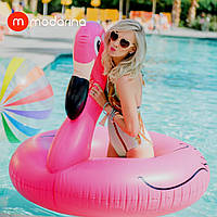 Modarina Надувной круг Фламинго 120 см, фото 1