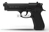 Пистолет стартовый Retay Mod.92, 9мм. Цвет - Black