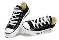 Chuck Taylor All Star Low (Black+White)