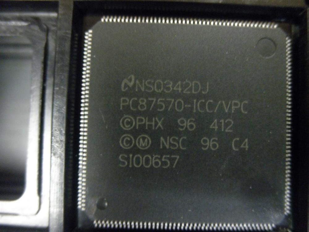 PC87570-ICC/VPC . Новый. Оригинал.