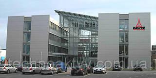 Штаб-квартира компании DEUTZ AG находится в Colonge-Porz.