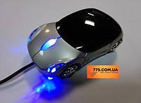 Компьютерная  USB-мышь с уникальным дизайном, фото 1