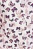 Блузка с бабочками (1715 mrs), фото 3