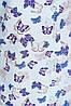 Блузка с бабочками (1715 mrs), фото 4