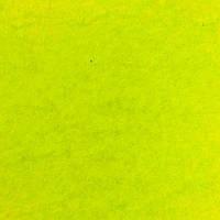 Фетр 3мм (20х30см) лимонный