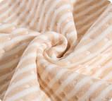 Пеленка непромокаемая органический хлопок + бамбук, двухсторонняя Размер 30Х45 см., фото 2