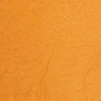 Фетр 3мм (20х30см) светло-оранжевый