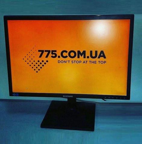 """Монитор 22"""" 1680х1050 (16:10 )/ HD LED  / входы - DVI, VGA"""