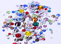 Стразы Swarovski mix color (720 шт)