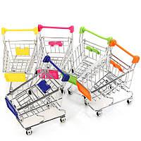 Ремонт тележек для супермаркетов