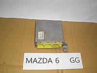 Б.У. блок управления подушками безопасности Mazda 6 GG 2003-2007 Б/У