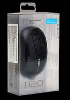 RAPOO Wireless Touch Mouse black (T120p)