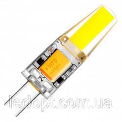 Светодиодная лампа G4 3.5W 3000K 220V LED