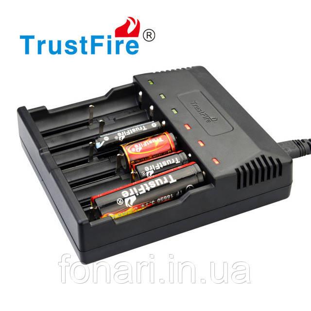 TrustFire TR-012 - Зарядное устройство для Li-Ion/Ni-Mh аккумуляторов