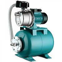 Насосная станция для водоснабжения  AQUATICA LKJ 600 SA мощность 0,60 кВт центробежная , самовсасыва