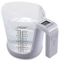Кухонные весы 3кг Maestro MR-1804