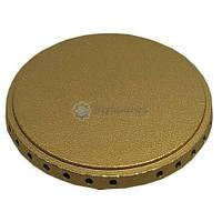 Рассекатель для газовой плиты латунный D=78 mm под крышку (482000028380) C00104207