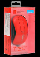 RAPOO Wireless Touch Mouse red (T120p)