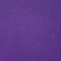 Фетр 3мм (20х30см) фиолетовый