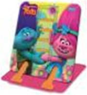 """Подставка для книг цветная металлическая """"Trolls""""  470419"""