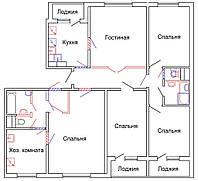 Узаконить перепланировку квартиры за 2 недели в  Днепре