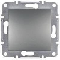 Выключатель перекрестный, сталь - Schneider Electric Asfora