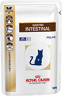 Royal Canin GASTRO INTESTINAL  диета для кошек при нарушении пищеварения (85 г)