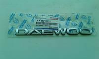 "Надпись \ эмблема ""DAEWOO"" на крышку багажника Нубира GM Южная Корея"