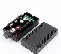 Контроллер регулятор скорости вращения двигателя постоянного тока 10V-50V 40A 12 кГц, фото 1