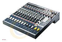 Soundcraft EFX 8 +K – пассивный микшерный пульт, фото 1