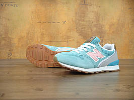 Кроссовки New Balance 996 Light Blue