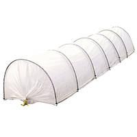 Парник Агро - Теплица из агроволокна 6 метров укомплектован колышками