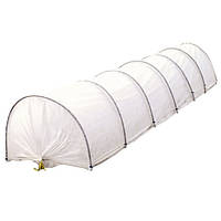 Парник Агро - Теплица из агроволокна 8 метра укомплектован колышками
