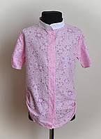 Рубашка для девочек, розовая, фото 1
