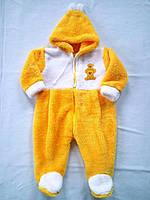 Человечек для девочкиРост 70-75 см Комбинезон для девочки демисезонный комбинезон для новорожденных