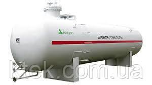 Емкости, резервуары, газгольдеры для сжиженных углеводородных газов (СУГ)